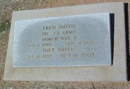 SMITH, FRED - Yavapai County, Arizona | FRED SMITH - Arizona Gravestone Photos