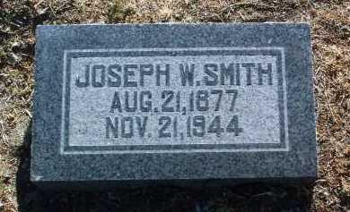 SMITH, JOSEPH W. - Yavapai County, Arizona   JOSEPH W. SMITH - Arizona Gravestone Photos