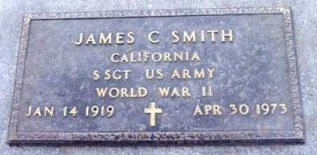 SMITH, JAMES C. - Yavapai County, Arizona | JAMES C. SMITH - Arizona Gravestone Photos