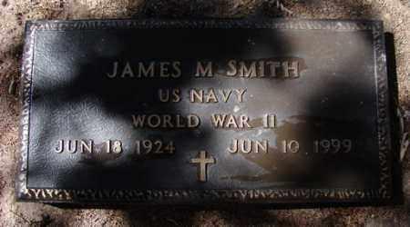 SMITH, JAMES M. - Yavapai County, Arizona | JAMES M. SMITH - Arizona Gravestone Photos