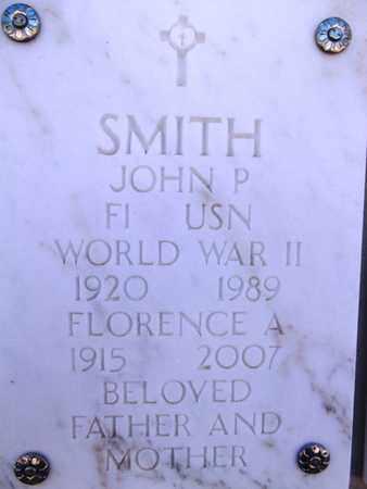 SMITH, JOHN PETER - Yavapai County, Arizona   JOHN PETER SMITH - Arizona Gravestone Photos