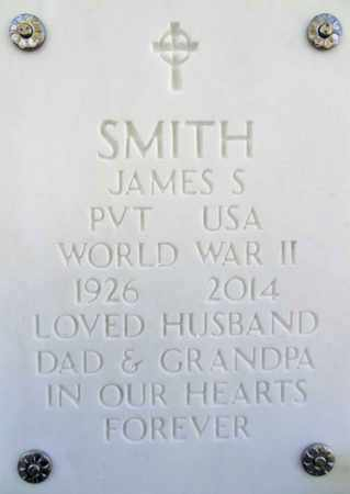 SMITH, JAMES S. - Yavapai County, Arizona   JAMES S. SMITH - Arizona Gravestone Photos