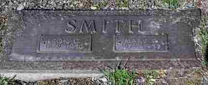 SMITH, MARY F. - Yavapai County, Arizona | MARY F. SMITH - Arizona Gravestone Photos