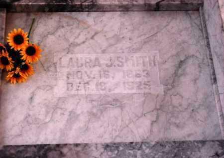 SMITH, LAURA J. - Yavapai County, Arizona   LAURA J. SMITH - Arizona Gravestone Photos