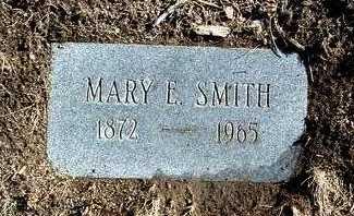 SMITH, MARY ELLEN - Yavapai County, Arizona | MARY ELLEN SMITH - Arizona Gravestone Photos