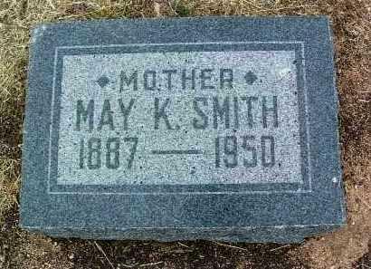 SMITH, MAY KATE - Yavapai County, Arizona | MAY KATE SMITH - Arizona Gravestone Photos