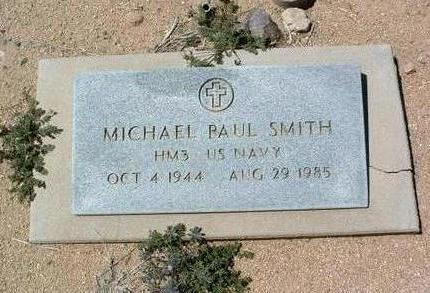 SMITH, MICHAEL PAUL - Yavapai County, Arizona   MICHAEL PAUL SMITH - Arizona Gravestone Photos
