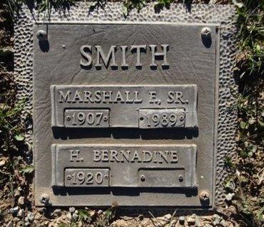 SMITH, MARSHALL F. - Yavapai County, Arizona | MARSHALL F. SMITH - Arizona Gravestone Photos
