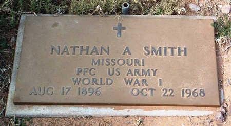 SMITH, NATHAN A. - Yavapai County, Arizona | NATHAN A. SMITH - Arizona Gravestone Photos