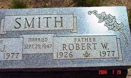 SMITH, ROBERT WILLIAM - Yavapai County, Arizona | ROBERT WILLIAM SMITH - Arizona Gravestone Photos