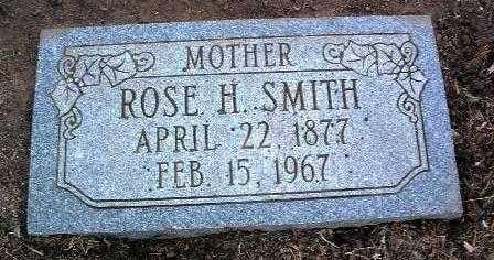SMITH, ROSE HELEN - Yavapai County, Arizona | ROSE HELEN SMITH - Arizona Gravestone Photos