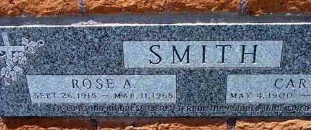 SMITH, ROSE ANNA - Yavapai County, Arizona | ROSE ANNA SMITH - Arizona Gravestone Photos