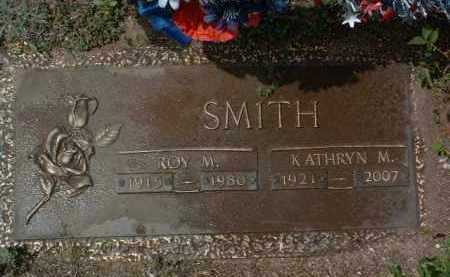 SMITH, ROY MAURICE - Yavapai County, Arizona | ROY MAURICE SMITH - Arizona Gravestone Photos