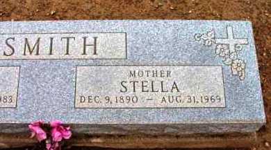 SMITH, STELLA - Yavapai County, Arizona   STELLA SMITH - Arizona Gravestone Photos