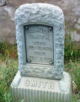 SMITH, SAMUEL - Yavapai County, Arizona   SAMUEL SMITH - Arizona Gravestone Photos