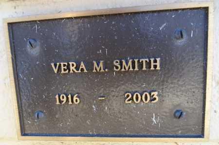 SMITH, VERA M - Yavapai County, Arizona   VERA M SMITH - Arizona Gravestone Photos