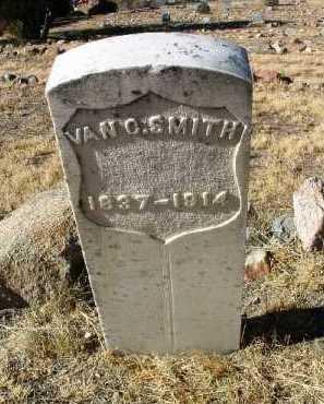 SMITH, VAN C. - Yavapai County, Arizona   VAN C. SMITH - Arizona Gravestone Photos