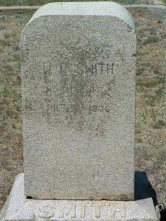 SMITH, WILLIAM P. - Yavapai County, Arizona   WILLIAM P. SMITH - Arizona Gravestone Photos