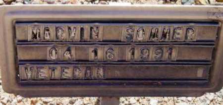 SOMMER, MARVIN A. - Yavapai County, Arizona | MARVIN A. SOMMER - Arizona Gravestone Photos