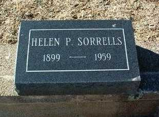SORRELLS, HELEN P. - Yavapai County, Arizona | HELEN P. SORRELLS - Arizona Gravestone Photos