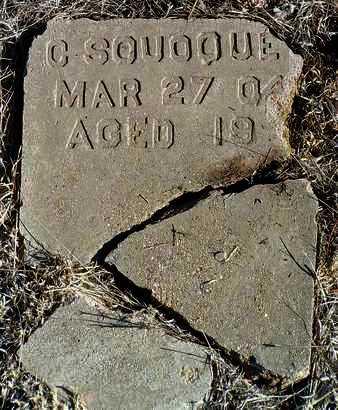 SOUOQUE, CONDOLADO - Yavapai County, Arizona | CONDOLADO SOUOQUE - Arizona Gravestone Photos