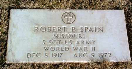 SPAIN, ROBERT B. - Yavapai County, Arizona | ROBERT B. SPAIN - Arizona Gravestone Photos
