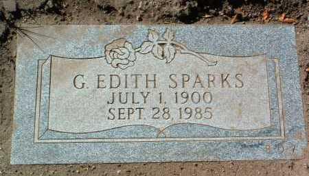 WHITAKER SPARKS, G. E. - Yavapai County, Arizona | G. E. WHITAKER SPARKS - Arizona Gravestone Photos