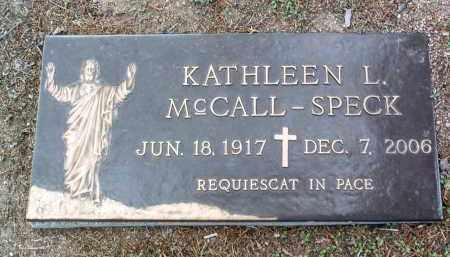 MCCALL, KATHLEEN LEONA - Yavapai County, Arizona | KATHLEEN LEONA MCCALL - Arizona Gravestone Photos