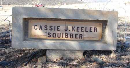KEELER, CASSIE JEAN - Yavapai County, Arizona   CASSIE JEAN KEELER - Arizona Gravestone Photos
