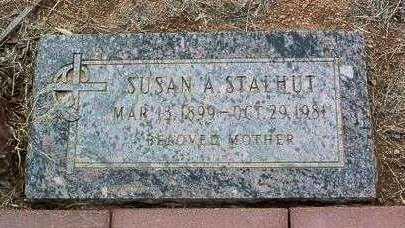 ROHRIG STALHUT, SUSAN - Yavapai County, Arizona | SUSAN ROHRIG STALHUT - Arizona Gravestone Photos