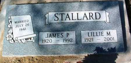 STALLARD, JAMES P. - Yavapai County, Arizona | JAMES P. STALLARD - Arizona Gravestone Photos