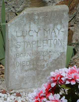 LONG STAPLETON, LUCY - Yavapai County, Arizona | LUCY LONG STAPLETON - Arizona Gravestone Photos