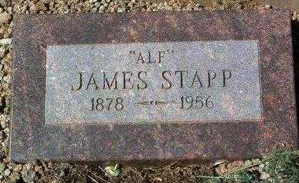 STAPP, JAMES ALFRED  (ALF ) - Yavapai County, Arizona | JAMES ALFRED  (ALF ) STAPP - Arizona Gravestone Photos