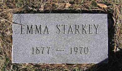 STARKEY, EMMA - Yavapai County, Arizona | EMMA STARKEY - Arizona Gravestone Photos