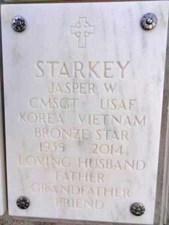 STARKEY, JASPER WAYNE - Yavapai County, Arizona | JASPER WAYNE STARKEY - Arizona Gravestone Photos