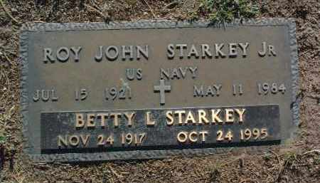 STARKEY, ROY JOHN - Yavapai County, Arizona | ROY JOHN STARKEY - Arizona Gravestone Photos