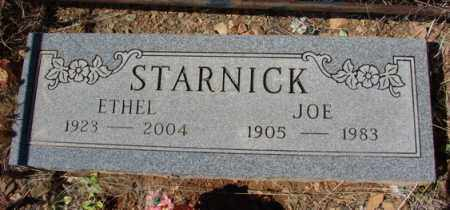 STARNICK, JOSEPH E. (JOE) - Yavapai County, Arizona | JOSEPH E. (JOE) STARNICK - Arizona Gravestone Photos