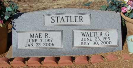ROTHROCK STATLER, ELEANOR MAE - Yavapai County, Arizona | ELEANOR MAE ROTHROCK STATLER - Arizona Gravestone Photos