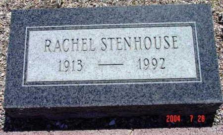 STENHOUSE, RACHEL G. - Yavapai County, Arizona   RACHEL G. STENHOUSE - Arizona Gravestone Photos