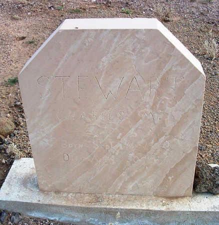 STEWART, CHARLES MAYNARD - Yavapai County, Arizona | CHARLES MAYNARD STEWART - Arizona Gravestone Photos