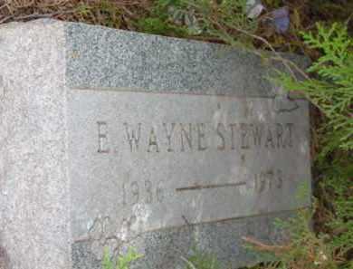 STEWART, ERSHEL WAYNE - Yavapai County, Arizona | ERSHEL WAYNE STEWART - Arizona Gravestone Photos