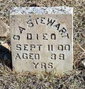 STEWART, GEORGE A. - Yavapai County, Arizona   GEORGE A. STEWART - Arizona Gravestone Photos