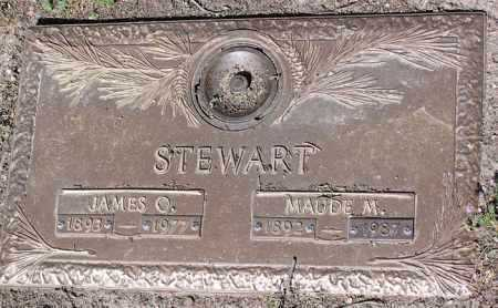 STEWART, MAUDE M. - Yavapai County, Arizona | MAUDE M. STEWART - Arizona Gravestone Photos