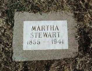 STEWART, MARTHA - Yavapai County, Arizona | MARTHA STEWART - Arizona Gravestone Photos