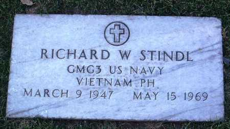 STINDL, RICHARD W. - Yavapai County, Arizona | RICHARD W. STINDL - Arizona Gravestone Photos