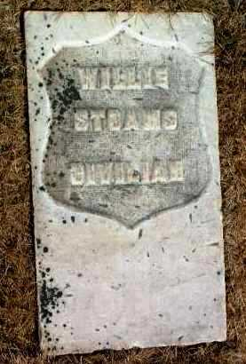 STOAMS, WILLIE - Yavapai County, Arizona | WILLIE STOAMS - Arizona Gravestone Photos