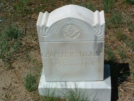 STOCKING, CHARLES H. - Yavapai County, Arizona | CHARLES H. STOCKING - Arizona Gravestone Photos