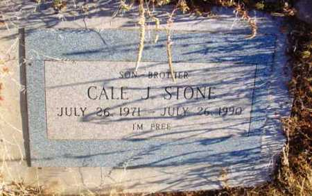 STONE, CALE J. - Yavapai County, Arizona | CALE J. STONE - Arizona Gravestone Photos