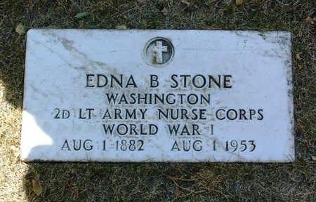BESTOR STONE, EDNA B. - Yavapai County, Arizona | EDNA B. BESTOR STONE - Arizona Gravestone Photos