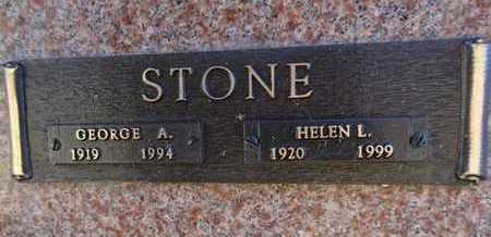 STONE, GEORGE ALVIN - Yavapai County, Arizona | GEORGE ALVIN STONE - Arizona Gravestone Photos